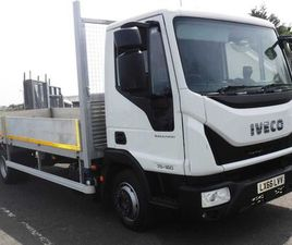 IVECO EUROCARGO 75E16 , 2016 ALUMINIUM DROPSIDE FOR SALE IN DOWN FOR £18,250 ON DONEDEAL
