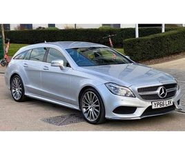MERCEDES-BENZ CLS 2.1 CLS220D AMG LINE SHOOTING BRAKE G-TRONIC+ (S/S) 5DR