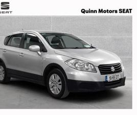 S-CROSS GL EASS 5DR DIESEL ****€1000 MINIMUM SCRAPPAGE ALLOWANCE INCLUDED IN PRICE