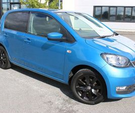 2018 SKODA CITIGO 1.0 COLOR COLLECTION FOR SALE IN GALWAY FOR €11,950 ON DONEDEAL