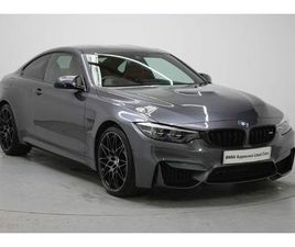 BMW M4 SERIES M4 COUPE COMPETITION PACKAGE 3.0 2DR