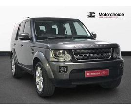 LAND ROVER DISCOVERY 3.0 SDV6 XS 5DR AUTO