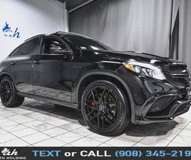 AMG GLE 63 S COUPE 4MATIC