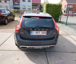 VOLVO V60 CROSS COUNTRY 2.0 D3 KINETIC GEARTRONIC