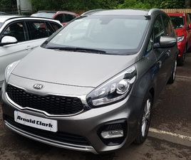 USED 2018 (18) KIA CARENS 1.7 CRDI ISG [139] 3 5DR DCT IN BISHOPBRIGGS