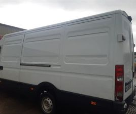 IVECO DAILY FOR SALE IN WEXFORD FOR €7,500 ON DONEDEAL