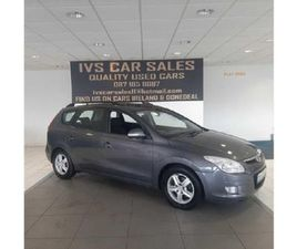 HYUNDAI I30 1.6 CRDI COMFORT FOR SALE IN DUBLIN FOR €2,999 ON DONEDEAL