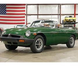 FOR SALE: 1976 MG MGB IN KENTWOOD, MICHIGAN