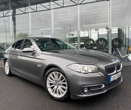 2013 BMW 5-SERIES LUXURY 4DR AUTO FOR SALE IN LIMERICK FOR €13,950 ON DONEDEAL