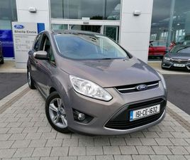 FORD C-MAX C MAX EDITION 1.6TDCI 95PS 4DR FOR SALE IN CLARE FOR €15,750 ON DONEDEAL