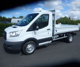 FORD TRANSIT CHASSIS CABINE P35 L2 RJ AMBIENTE TDCI 125 BENNE