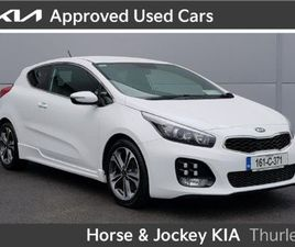 KIA PRO CEED PRO 1.6 GT LINE 3DR FOR SALE IN TIPPERARY FOR €14,950 ON DONEDEAL