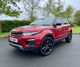 171 RANGE ROVER EVOQUE 2.0 ED4 SE TECH 2WD,LEATHER FOR SALE IN DONEGAL FOR €20,750 ON DONE