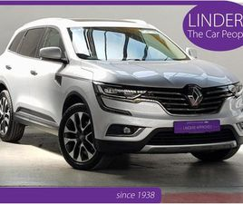 RENAULT KOLEOS RARE SIG NAV 175 AUTO FOR SALE IN DUBLIN FOR €25,994 ON DONEDEAL
