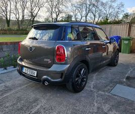 2011 MINI COUNTRYMAN COOPER SD ALL4 FOR SALE IN DUBLIN FOR €7,500 ON DONEDEAL