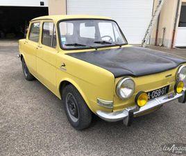 SIMCA 1000 LS - 1971