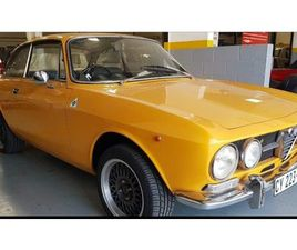 1970 ALFA ROMEO GTV VELOCE