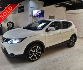 NISSAN QASHQAI, N-TEC 2015 TOP SPEC FOR SALE IN DUBLIN FOR €2 ON DONEDEAL