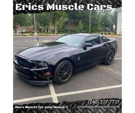 FOR SALE: 2014 SHELBY GT500 IN CLARKSBURG, MARYLAND