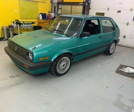 "1992 VOLKSWAGEN GOLF "" MONTANA GREEN ""   CARS & TRUCKS   LAVAL / NORTH SHORE   K"