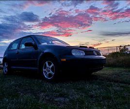 VOLKSWAGEN GOLF 2001 1.9L TDI MANUEL 2 PORTES | CARS & TRUCKS | LONGUEUIL / SOUTH SHORE |
