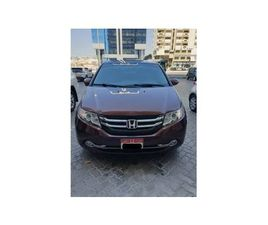 HONDA ODYSSEY TOURING FOR SALE: AED 72,000