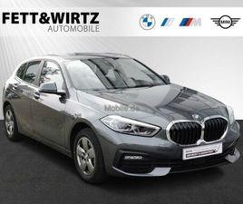 BMW 118I ADVANTAGE LED SHZ LEAS. AB 242,- BR. O. ANZ