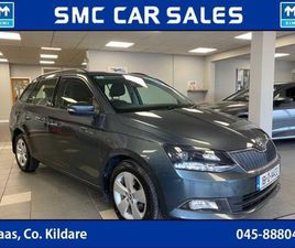 SKODA FABIA COMBI AMBITION 1.0 TSI 95BHP 4DR FOR SALE IN KILDARE FOR €13,950 ON DONEDEAL