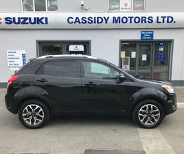 SSANGYONG KORANDO EL 5DR 42 PER WEEK FOR SALE IN MAYO FOR €11,950 ON DONEDEAL