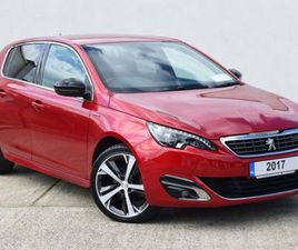 PEUGEOT 308 GT LINE 1.6 BLUE HDI 120BHP SCRAPPAG FOR SALE IN WEXFORD FOR €16,950 ON DONEDE