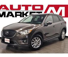 USED 2016 MAZDA CX-5 GS CERTIFIED!AWD!ONEOWNER!WEAPPROVEALLCREDIT!