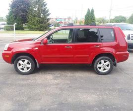 USED 2005 NISSAN X-TRAIL XE