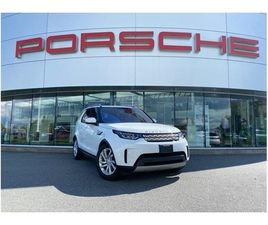 2018 LAND ROVER DISCOVERY DIESEL TD6 HSE LOCAL, BC VEHICLE, NO ACCIDENTS OR