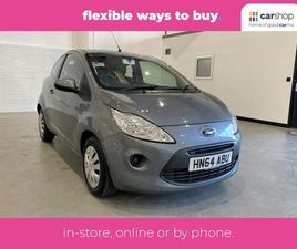 FORD KA 1.2 EDGE 3DR [START STOP] AIR CONDITIONING