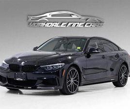 USED 2018 BMW 4 SERIES 440I XDRIVE GRAN COUPE M PER