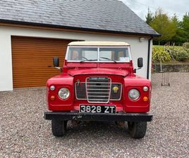 LANDROVER SERIES 3 SWB FOR SALE IN CORK FOR €7,500 ON DONEDEAL