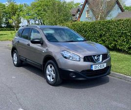 2013 NISSAN QASHQAI +2 7SEATER FOR SALE IN KERRY FOR €8,950 ON DONEDEAL