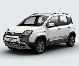 FIAT PANDA CROSS 4X4 0.9 TWINAIR 85HP 5DR
