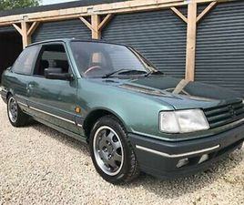 PEUGEOT 309 GTI GOODWOOD LIMITED EDITION, 1993, RESTORED AND READY TO SHOW