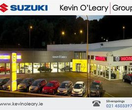 2021 SUZUKI SX4 S-CROSS 1.4L PETROL HYBRID FROM KEVIN O'LEARY GROUP (SILVERSPRINGS) - CARS