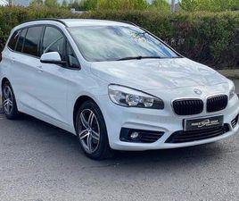 BMW 2 SERIES 218D SPORT 5DR STEP AUTO ESTATE