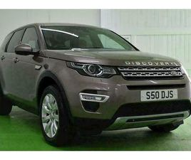 2015 LAND ROVER DISCOVERY SPORT SD V6 HSE LUXURY SUV DIESEL AUTOMATIC