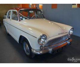 SIMCA ARONDE P60 ETOILE 6 SUPER - 1962