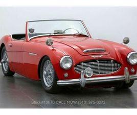 AUSTIN HEALEY 100-6 BN4 CONVERTIBLE SPORTS CAR