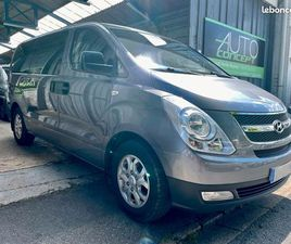 HUYNDAI H1 2,5 DOUBLE CABINE 6 PLACES 117000KMS 9990 EUROS