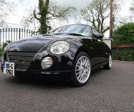 DAIHATSU COPEN 660CC TURBO FOR SALE IN MEATH FOR €3,750 ON DONEDEAL