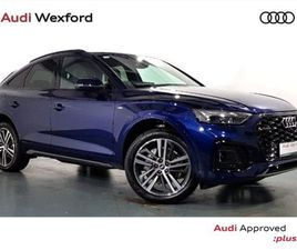 AUDI Q5 SPORTBACK 40 TDI Q S-T S LINE 902P/M NE FOR SALE IN WEXFORD FOR €80,975 ON DONEDEA