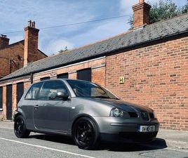 2004 SEAT AROSA/LUPO FOR SALE IN DUBLIN FOR €1,500 ON DONEDEAL