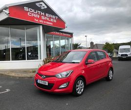 HYUNDAI I20, 2012 FOR SALE IN TIPPERARY FOR €5,750 ON DONEDEAL