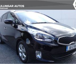KIA CARENS EX PE 5DR FOR SALE IN WESTMEATH FOR €14,900 ON DONEDEAL